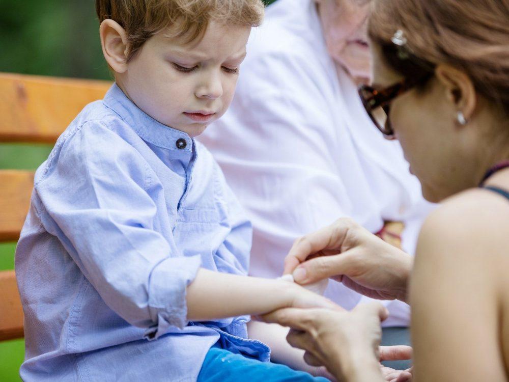 førstehjælpskursus til børn